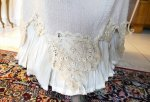 13a antique dress Redfern 1901