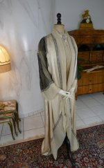 4 antique PAQUIN Coat 1911
