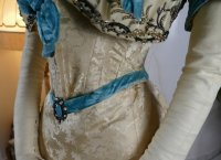 4 antique evening gown 1895