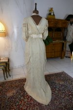 20 antique dress Havet Agnes 1912