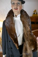 24 antique mens coat Herman Hoffmann 1925