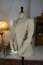 9 antique DRECOLL Jacket 1920