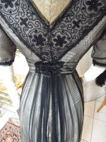 32 antique dress