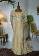 20 antique belle epoque negligee