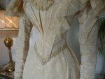 10 antique wedding gown 1895