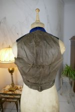 10 antique vest 1830