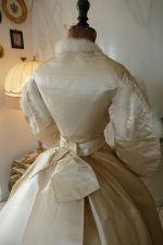 25 antique wedding dress 1876