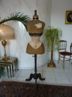 2 antique corset 1890