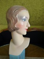 3 antique shop display mannequin 1927