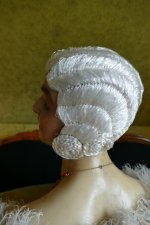 7 antique hair cloche 1920