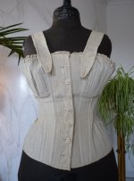 4 antique sport corset 1880