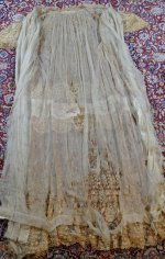 40 antique Drecoll Negligee 1912