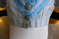 4 antique bodice 1850