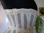 16 antique summer corset 1890