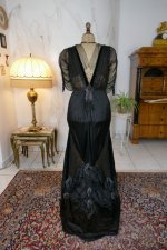 27 antique dinner dress Hamburg 1906