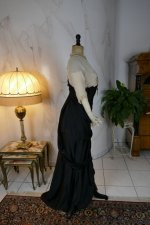 31 antique evening gown Nelmarie 1913