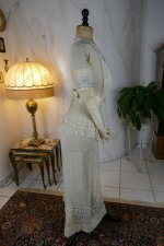21 antique summer dress 1906