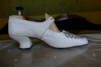 14 antique wedding shoes 1904