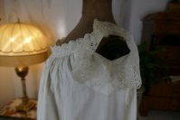 8 antique camisole 1860