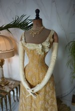 3 antikes Abendkleid 1910