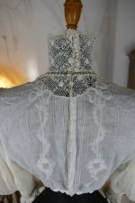 16 antique blouse 1901