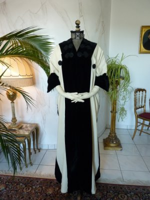 antique Worth opera coat 1904