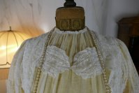 90 antique tea gown 1903