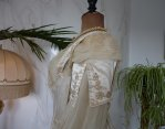 20 antique edwardian wedding dress 1909