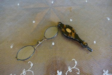 antique Lorgnette 1860