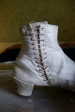 9 antique wedding boots 1855