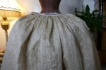 60 antique robe a la Francaise 1770
