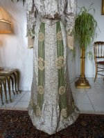 10 antique recpetion gown 1904