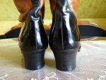 15 antique ridding boots 1890