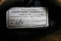1 antique mens coat Herman Hoffmann 1925