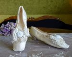 11 antique wedding shoes 1855