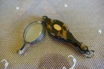 6 antique Lorgnette 1860