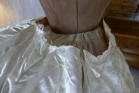 41 antique ball gown 1864