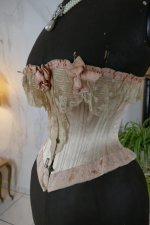6 antique corset 1880