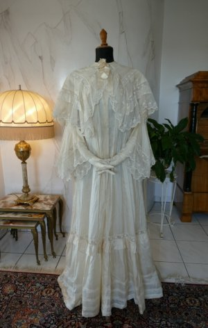 antique dressing gown 1890