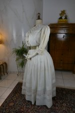 13 antique summer dress 1904