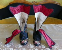 33 antique opera boots 1878