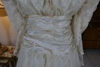 13 antique wedding dress Barcelona 1908