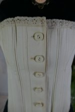 4 antique teenager corset 1905