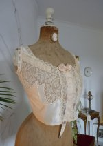 6 antique corset cover 1906