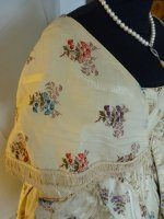 5 antique romantic period dress 1839