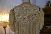 30 antique Drecoll Negligee 1912