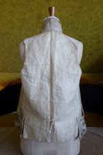 19 antique French Frock Coat 1795