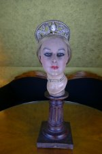 5 antique tiara 1910