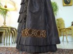 24 antique gown 1880