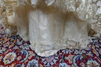 15 antique ALTMANN Battenburg lace dress 1904
